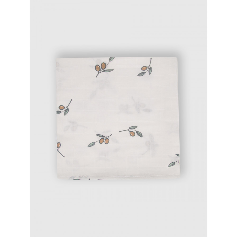 """Набор муслиновых пеленок для новорожденных """"Olive garden"""",  120x120, 2шт,  Firstday, ТУ"""