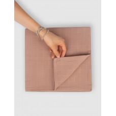 """Муслиновая пеленка для новорожденных """"Dusty Rose"""", 120x120, Firstday, ТУ"""