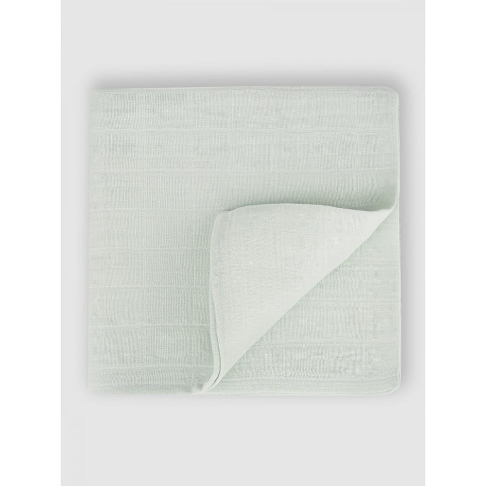 """Муслиновая пеленка для новорожденных """"Mint"""", 80*80, Firstday, ТУ"""