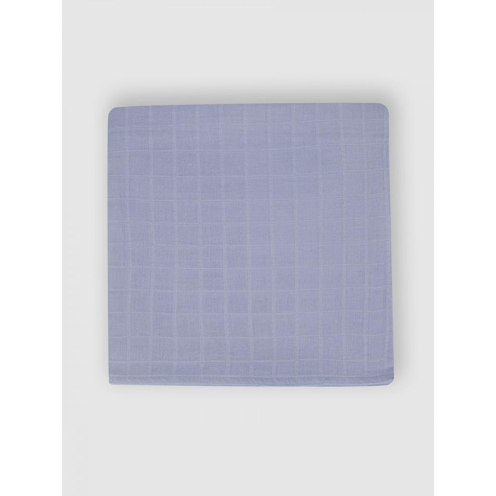 """Муслиновая пеленка для новорожденных """"Clear Sky"""", 80x80, Firstday, ТУ"""