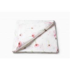 """Муслиновая пеленка для новорожденных """"Одуванчики"""",  80x80, Firstday, ТУ"""