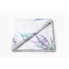 """Муслиновая пеленка для новорожденных  """"Лаванда"""", 80x80, Firstday, ТУ"""