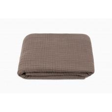 """Муслиновое одеяло """"Chocolate Brown"""" 8 слоев, 120x80, Firstday, ТУ"""